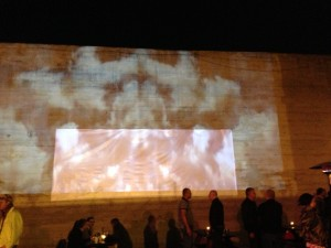 Laura Owens projection