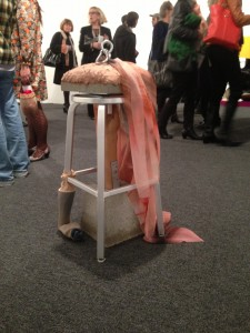 Lizzie Fitch, 2012 at New Gallery