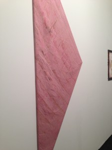 Liam Everett, belonging to it, 2012, at Altman Siegel